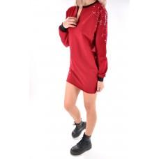 Rochita custom red